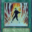 Yugioh Soul of Fire (FOTB-EN031) 1st edition near mint card Super Rare Holo