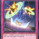 Yugioh Release, Reverse, Burst (LVAL-EN071) 1st edition near mint card Common
