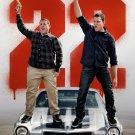22 Jump Street Movie poster 27 x 40 (2014) Channing Tatum Jonah Hill