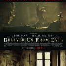 Deliver Us From Evil Movie poster (2014) 27 x 40 inches d/s