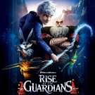 Rise of the Guardians Advance Promotional Movie Poster
