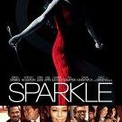 Sparkle Advance Promotional Movie poster Jordin Sparks Whitney Houston 2012