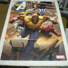 Mighty Avengers poster (2013) full size 24 x 36 inches (Land)