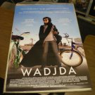 WADJDA Movie poster (2013) 27 x 40 inches