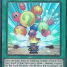 Yugioh Wonder Balloons (NECH-EN055) Unlimited edition near mint card Common