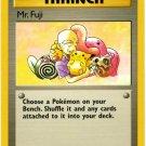 Pokemon Mr. Fuji (Jungle) #58/62 Unlimited edition near mint card Common (Trainer)