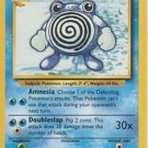 Pokemon Poliwhirl (Base Set One) 38/102 Unlimited Edition near mint card Common
