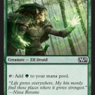 MTG Elvish Mystic (M15) near mint card Common