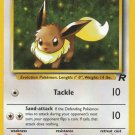 Pokemon Eevee (Team Rocket) Unlimited Edition #55/82 near mint card Common