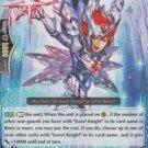 Cardfight! Vanguard Heat Wind Jewel Knight, Cymbeline (G-BT02/045EN) common (Royal Paladin)