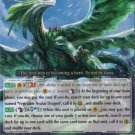 Cardfight! Vanguard Vegetable Avatar Dragon G-BT02/093EN near mint card (Neo Nectar)