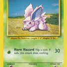Pokemon Nidoran (Base Set One) #55/102 Unlimited Edition near mint card Common