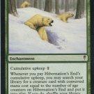 MTG Hibernation's End (Coldsnap) near mint card Rare