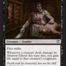 MTG Abattoir Ghoul (Innistrad) Foil Uncommon near mint card