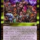 MTG Last Stand (Apocalypse) lightly played / EX Condiiton Rare