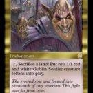 MTG Goblin Trenches (Apocolypse) near mint card Rare