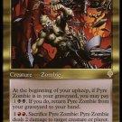 MTG Pyre Zombie (Apocalypse) Near Mint Cards Rare