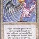 MTG Divine Transformation (4th Edition) near mint card