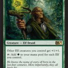 MTG Elvis Archdruid (M11) slightly played card Rare
