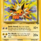 Pokemon Jolteon (Jungle) #20/64 Unlimited Edition near mint card Rare non holo