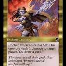 MTG Quicksilver Dagger (Apocalypse) played card Common