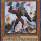 Yugioh Hammer Bounzer (GAOV-EN009) unlimited edition near mint card Super Rare Holo