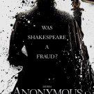 Anonymous Advance Promotional Mini Movie Poster
