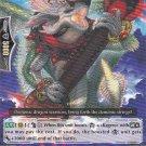 Cardfight! Vanguard Demonic Dragon Mage Sagara - BT11/067EN near mint card Common