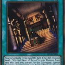 Yugioh Temple of the Kings (PGL2-EN056) 1st edition near mint card Ultra Rare Holo