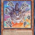 Yugioh Cyber Eltanin (SDCR-EN010) 1st edition near mint card Common
