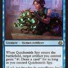 MTG Quicksmith Spy (Aether Revolt) near mint card Rare