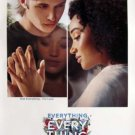 EVERYTHING Movie Poster (2017) Nick Robinson Amandla Stenberg 11 1/2 x 17 inches FREE SHIPPING