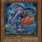 Yugioh Ocean Dragon Lord - Neo-Daealus (SD4-EN001) 1st edition near mint card Ultra Rare Holo