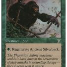 MTG Ancient Silverback (7th edition) near mint cards Rare