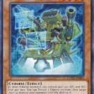 x3 Yugioh Launcher Commander (COTD-EN004) 1st edition near mint cards Common FREE SHIPPING