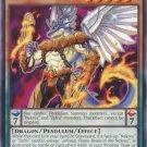 x3 Yugioh Zefraxa, Flame Beast of the Nekroz (CROS-EN027) 1st edition near mint cards  FREE SHIPPING