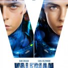 Valerian City of a Thousand Planets original movie poster 27 x 40 inches  D/S FREE SHIPPING