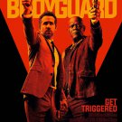 THE HITMAN'S BODYGUARD MOVIE POSTER 27 x 40 RYAN REYNOLDS SAMUEL JACKSON FREE SHIP