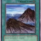 Yugioh Mountain (SDJ-037) Unlimited Edition near mint card Common