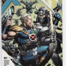 Cable #2 (2017) near mint comics Marvel Comics