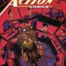 ACTION COMICS #988 VARIANT (2017) near mint comics or better