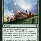 MTG Momentous Fall (Rise of Eldrazi) near mint card Rare Magic the Gathering