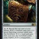 MTG Druidic Satchel (M12) near mint card Rare