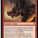 MTG Chancellor of the Forge (New Phyrexia) near mint card Rare