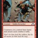 MTG Hellraiser Goblin (Gatecrash) near mint card Uncommon