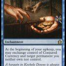 MTG Conjured Currency (Return to Ravnica) near mint card or better  Rare