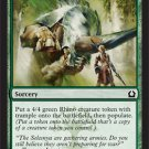 x4 MTG Horncaller's Chant (Return to Ravnica) near mint card Common FREE SHIPPING