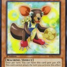 Yugioh Aye-Iron (BP02-EN123) unlimited edition near mint card Common