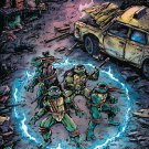 TEENAGE MUTANT NINJA TURTLES ONGOING #76 COVER B BY KEVIN EASTMAN (2017) TMNT