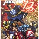 New Avengers #53 (2009) near mint comic (Dark Reign) sh1